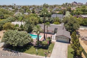 6101 E ROSE CIRCLE Drive, Phoenix, AZ 85018