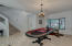 entry + game room/formal dinning/living room