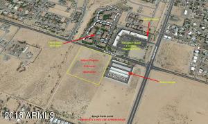 1007 E RODEO  (APPROX) Road Lot 2, Casa Grande, AZ 85122