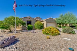 3462 E ZION Way, Chandler, AZ 85249