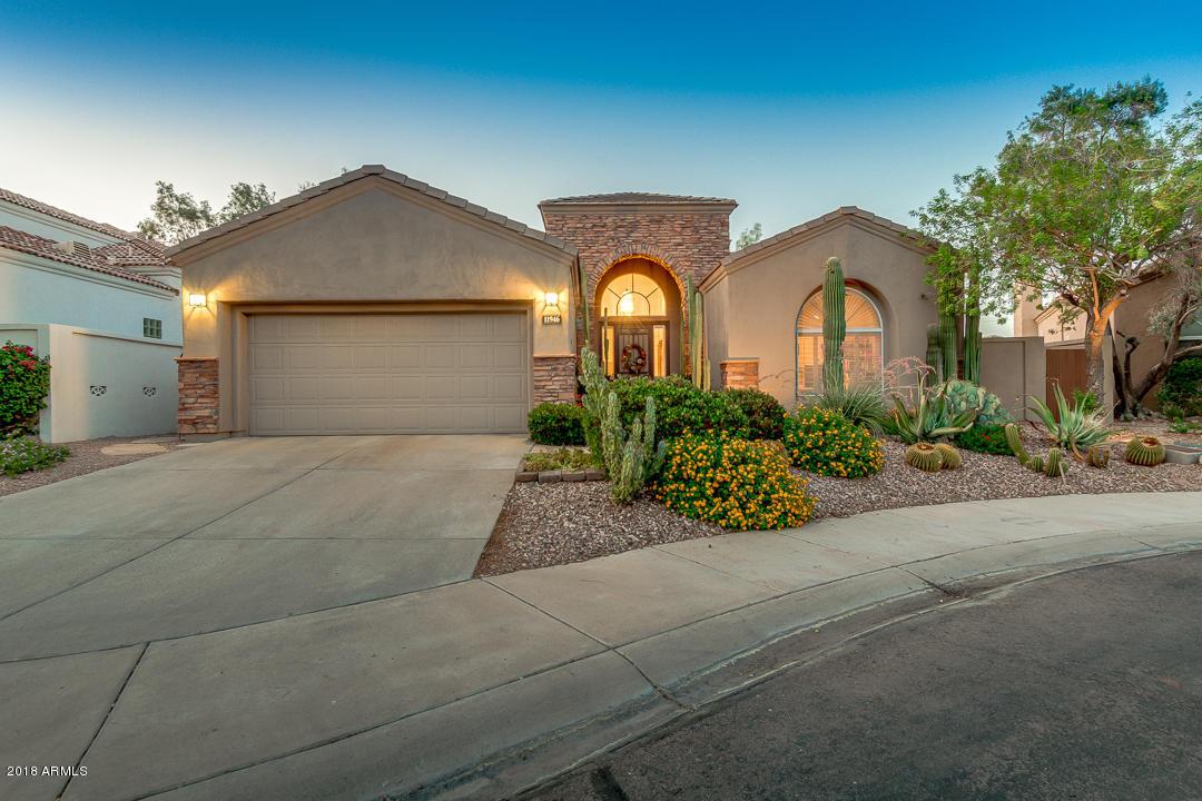 Photo of 11946 E DEL TIMBRE Drive, Scottsdale, AZ 85259
