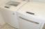 UPGRADED LG WASHER AND DRYER