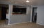 Recessed lighting and fresh paint