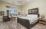 Extended Master Bedroom Suite
