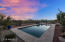 Sparkling Shasta Pool with Pebble-Tec Finish