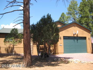 2744 JAVALINA Circle, Happy Jack, AZ 86024