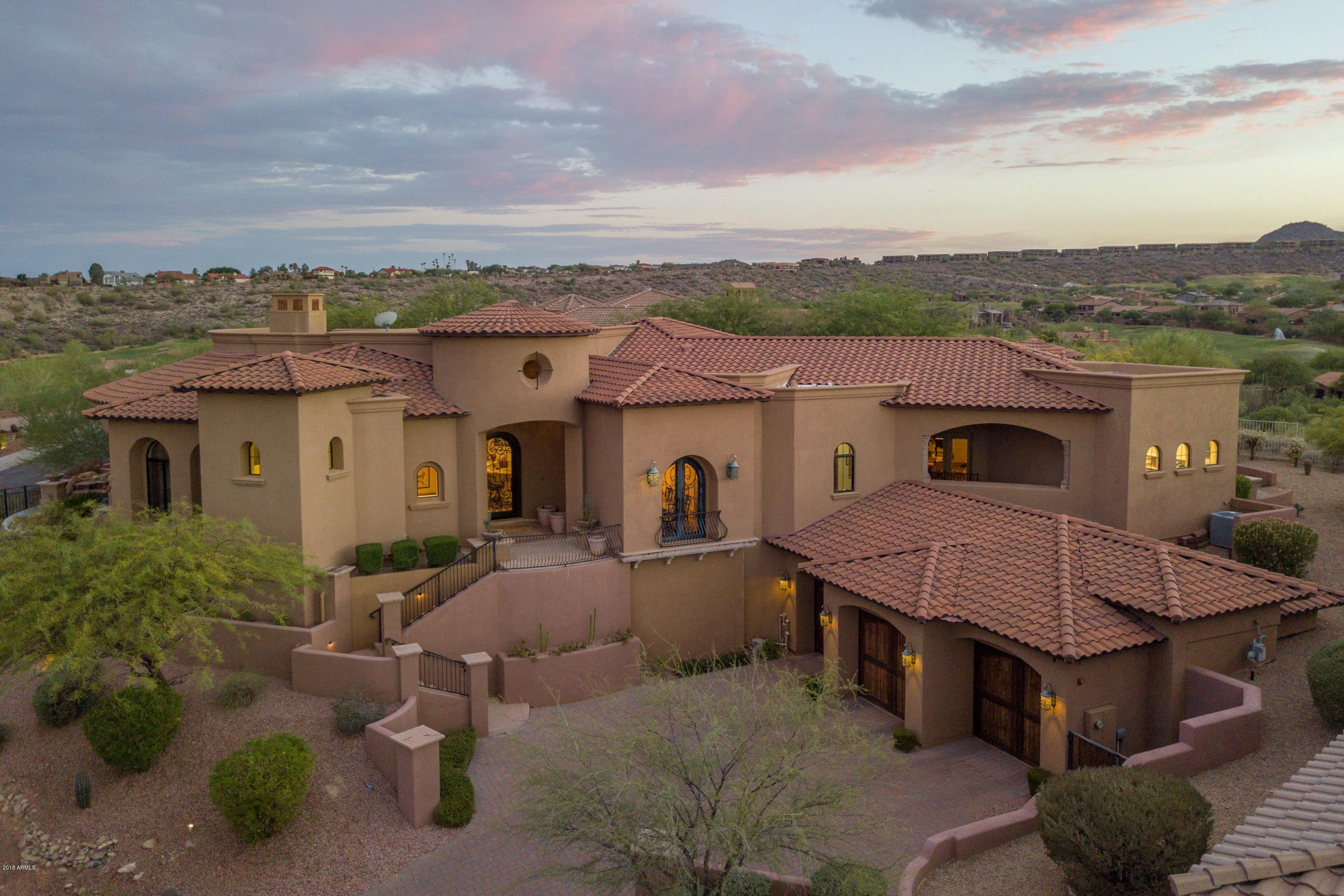 13620 N CATCLAW Court, Fountain Hills, Arizona