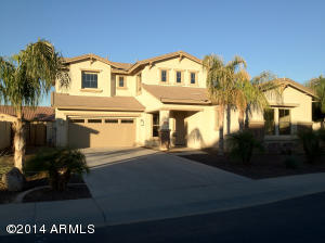 356 W DESERT BROOM Drive, Chandler, AZ 85248