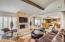 Great Room with wide open floor plan.