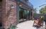 Private Courtyard w/gas stub