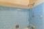 Bathroom #3 Shower/Tub