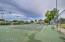 Buena Vista Ranchos Tennis Court