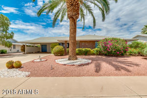 11024 W CINNEBAR Avenue, Sun City, AZ 85351