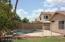 Pool / Pool Fence view