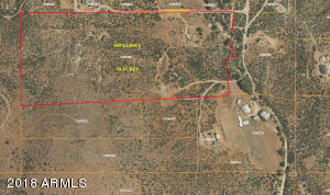 17315 E Vergona Road, Dewey, AZ 86327