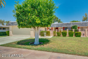 10409 W TROPICANA Circle, Sun City, AZ 85351