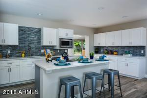 No detail spared in this gorgeous Gourmet Kitchen (stainless steel appliances)
