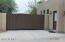 RV gate to side yard