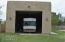 RV garage w/ 16 tall garage door