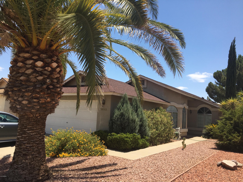3643 W WAHALLA Lane Glendale AZ 85308