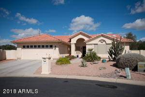 10710 E BURGESS Court, Sun Lakes, AZ 85248
