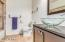 Beautiful Updated Bathroom with Tub and Shower