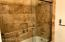 Beautiful Enclosed Tub and Shower