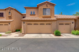 Townhome with 2 car garage