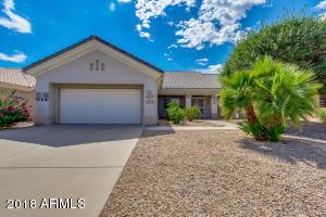 22516 N DUSTY TRAIL Boulevard, Sun City West, AZ 85375