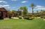 The beautiful grounds around this gated community will have you feeling like you live in a resort