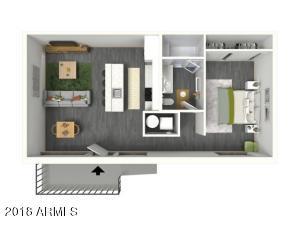 295 E Roosevelt Street, 117, Phoenix, AZ 85004
