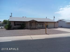 12645 N Pebble Beach Drive, Sun City, AZ 85351