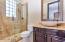 Full Bath in Bedroom 4