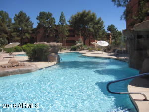 One of FIVE pools/spas on 22 acres of beautiful grounds!
