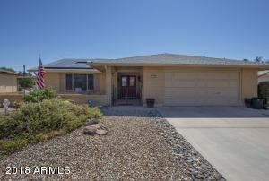 10509 W KINGSWOOD Circle, Sun City, AZ 85351