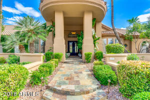 FABULOUS front entry with Magnificent Curb Appeal