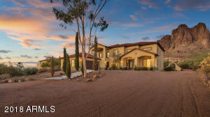 3643 N LA BARGE Road, Apache Junction, AZ 85119