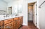 Double Sinks and Shower