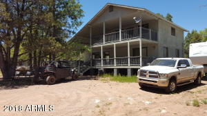 1588 Bear Track Trail, Happy Jack, AZ 86024