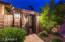 This home is a 10+. Wow!! Enter this beautiful space through the custom iron gates. A spacious courtyard awaits! Enjoy your morning coffee or cocktails right here- so awesome. Buyer's say having a courtyard is one of the most highly requested items while looking for a home.