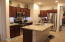 KITCHEN W/UP GRADED GRANITE COUNTER TOPS!