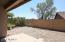 Backyard view fencing