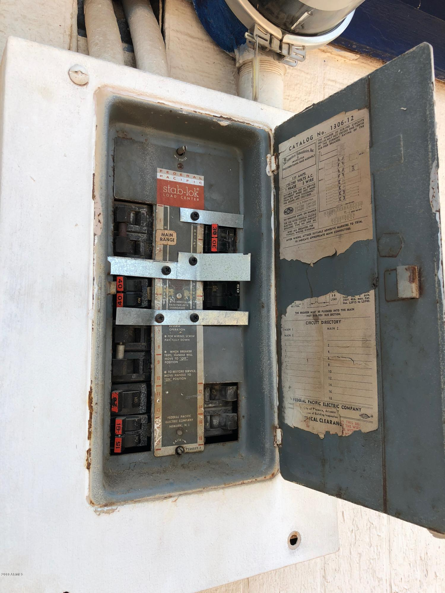 Circuit Breaker Panel Electrician In Phoenix