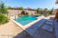 Imagine relaxing in this beautiful pool are a- pool installed in 2016