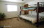 Second largest bedroom w/ walk-in closet. Other 2 bedrooms are smaller.