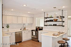 Open kitchen with all the right touches