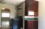Extra cabinet space