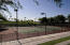 Court #1 at the tennis center, which features lighted courts