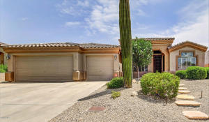 Welcome to the Dancing Cloud Model of this Stunning DR Horton home in North Scottsdale.
