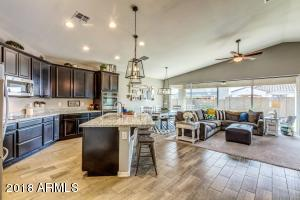 Bright, Modern, & Spacious Kitchen, Dining, & Great Room